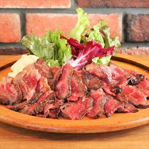 サーロインの熟成肉